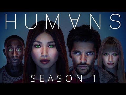 [Trailer] HUMANS U.K. season1