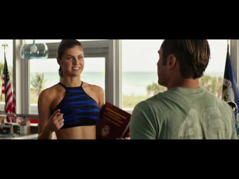 Baywatch (Clip 'It's a Compliment')