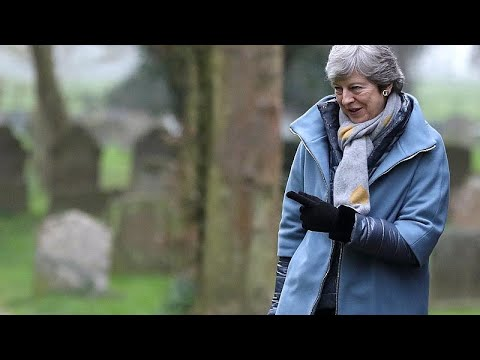 Brexit: Προς συμβιβασμό οδεύει η Τερέζα Μέι