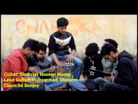 Opradhi song || Cover by Helping Boys || BANGLA SONG 2018 || Helpping Boys ||