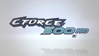 5. CFORCE 500 HO 2017 Walkaround (Short Version) - CFMOTO Canada
