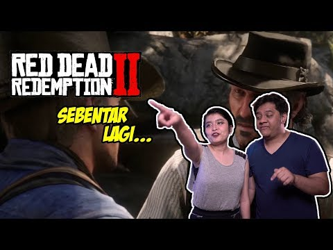 RED DEAD 2 SEMINGGU LAGI!, GAME YANG PENUH ARTIS HOLLYWOOD! - TAG NEWS