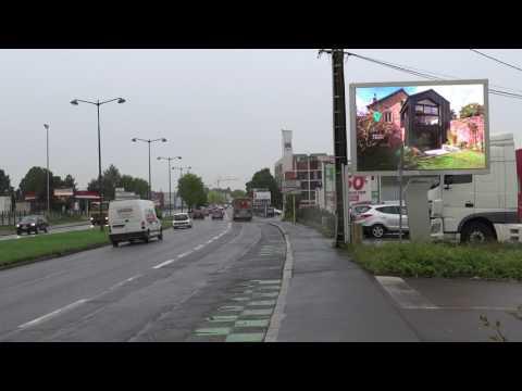 Ecran LED 8m² - Affiouest - Rennes