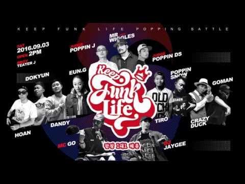 POPPIN DS - Judge Showcase @Keep funk life vol.1