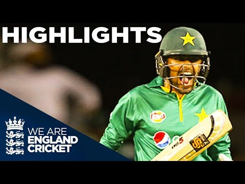 Pakistan Defeat England by Nine Wickets in Manchester | Only iT20 2016 - Highlights