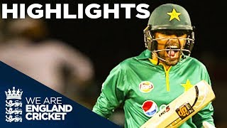 Dominant Pakistan defeated England by nine wickets in the one-off NatWest iT20 in Manchester, chasing down 136 with 31 balls to spare. Lead by the outstandin...