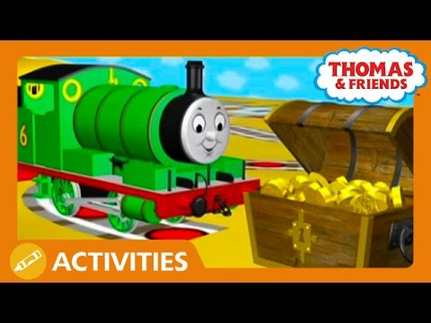 Thomas and Friends - Hidden Treasure