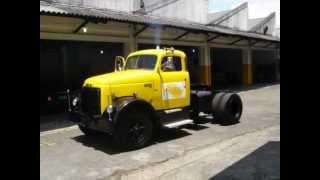 Caminhão GMC 1952