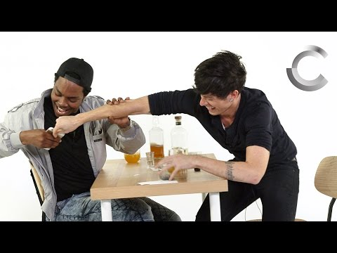 Truth or Drink - Blind Dates (Karlos & Ricky)