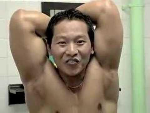MOCCA Bodybuilder Promo Commercial