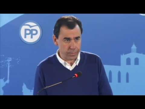 """Maillo: """"Podemos hablar de todo en Cataluña, pero nunca de un referéndum"""""""