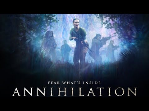 Annihilation Official Trailer 2018, Adventure/Drama/Sci-fi Movie. [Full HD Video]