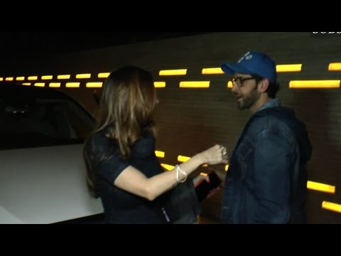 Video Hrithik Roshan and Ex Wife Sussanne At KAABIL Movie Screening download in MP3, 3GP, MP4, WEBM, AVI, FLV January 2017