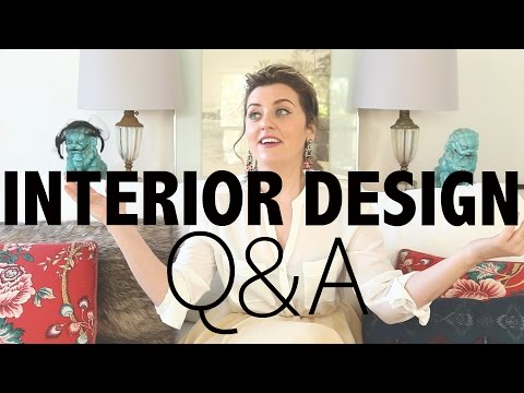 Interior Design Q&A      Answering YOUR Questions!   #AskMary