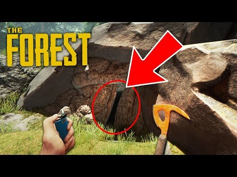 LOOK WHAT WE FOUND!! (The Forest) (видео)