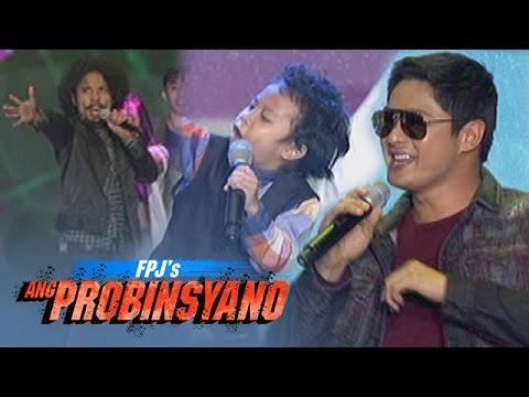 Coco, Pepe & Onyok sing Vhong Navarro's novelty hits | FPJ's Ang Probinsyano The Anniversary Concert (видео)