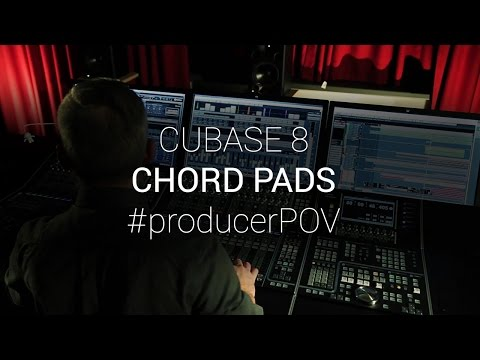Cubase 8 Chord Pads and Drum Programming #ProducerPOV