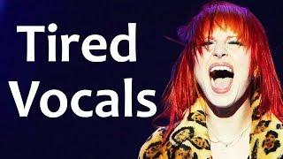 Video Hayley Williams - Tired vs Rested Vocals MP3, 3GP, MP4, WEBM, AVI, FLV April 2018