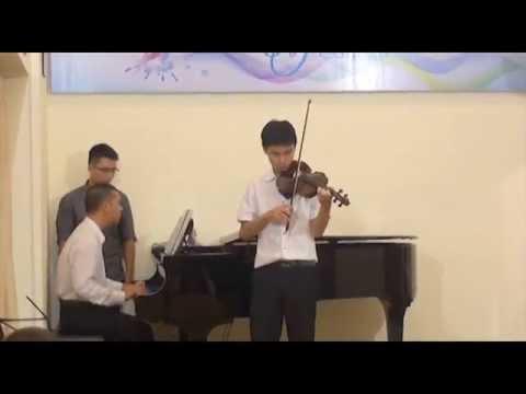 Vivaldi Spring solo Dinh Nguyen