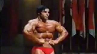 Franco is shorter than most of his bodybuilding competitors, but that did not prevent him from achieving widespread success.