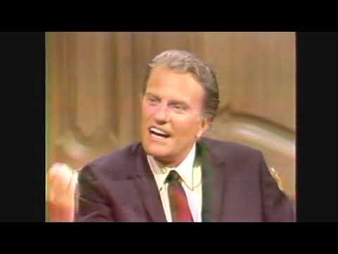 'Billy Graham TV Appearance Montage' -- TRUTH TO GO with Franklin Graham