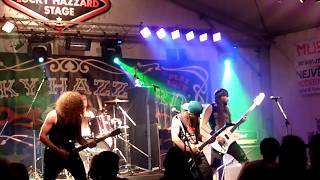 Video Exorcizphobia (NEW SONG) Mighty Sounds festival 2017