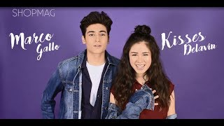 #KissMarc (Kisses Delavin and Marco Gallo) re-enact our favorite Pinoy iconic movie lines!