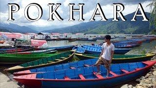 Pokhara Nepal  city photo : Beautiful Pokhara | Nepal Vlog 14 | ThatDudeVlogs