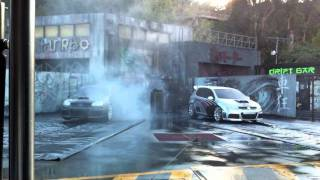 Nonton Tokyo Drift Fast and Furious VW Cars Dancing at Universal Hollywood Studio Tour 2012 Film Subtitle Indonesia Streaming Movie Download