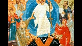 Famous Orthodox hymn for the feast of feasts - Holy Pascha (Easter) - composed by one of the Church Fathers - st.