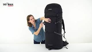 Туристический рюкзак большого объема. Tatonka Rockland 90+15