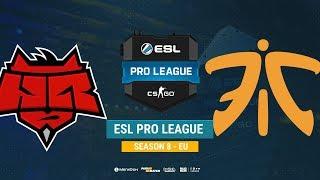 HellRaisers vs Fnatic - ESL Pro League S8 EU - bo1 - de_mirage [Mintgod, TheCraggy]