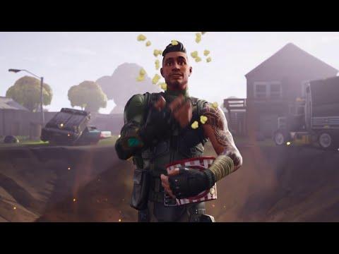 Fortnite Battle Pass Season 4 - Launch Trailer