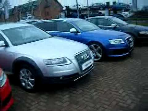 USED CARS FOR SALE AT STAFFORD AUDI