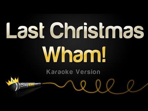 Wham! - Last Christmas (Single Edit) (Karaoke Version)