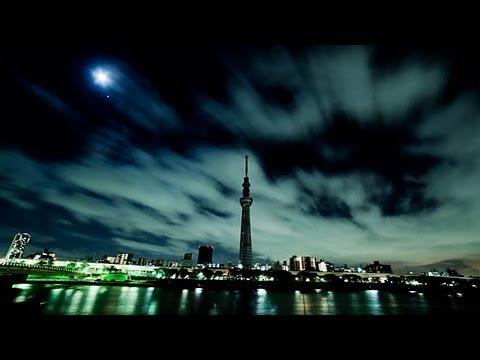 「[夜景]2011年秋時点での夜の東京スカイツリーの美麗映像。」のイメージ