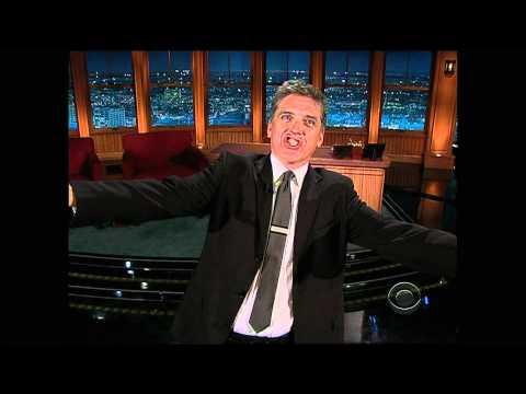 Craig Ferguson: Král Late Night televize