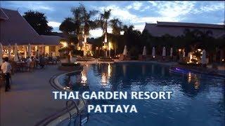 Geoff Carter Stays At Thai Garden Resort Pattaya