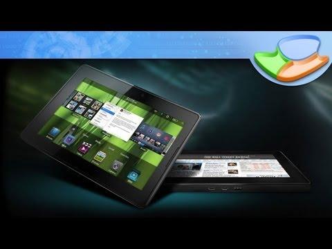 BlackBerry PlayBook [Análise de Produto] – Tecmundo