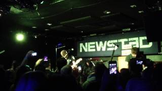 Huey Cam: Newsted - Live At The Red House 04-19-13 Part 1