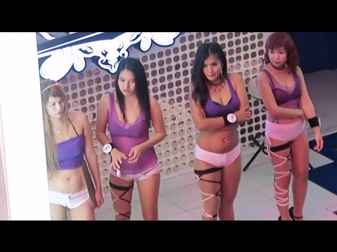 Pattaya Nightlife 2016 - Impressionen - VLOG 46