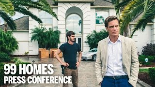 Nonton 99 Homes Press Conference   Festival 2014 Film Subtitle Indonesia Streaming Movie Download