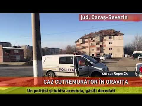 Un polițist din Oravița și concubina acestuia, găsiți decedați în condiții misterioase