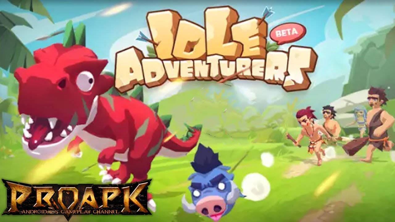 Idle Adventurers