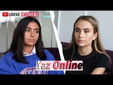 The Truth Behind YazOnline... Lovevie Interviews Episode 1