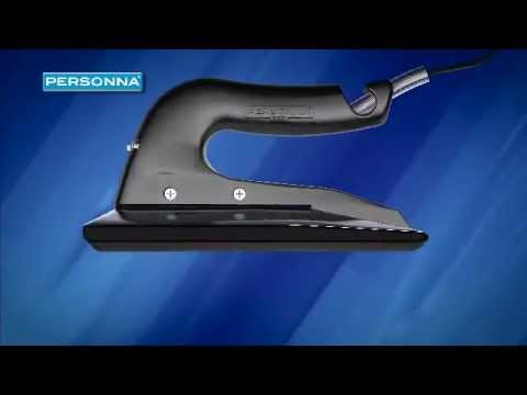 Personna Blades Seam Iron - Personna Blades Seam Iron 