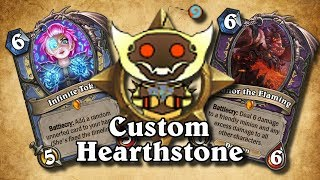 TOP CUSTOM CARDS OF THE WEEK #5 | Card Review | Hearthstone