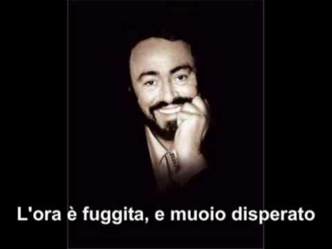 , title : 'The best of Pavarotti - E lucevan le stelle'