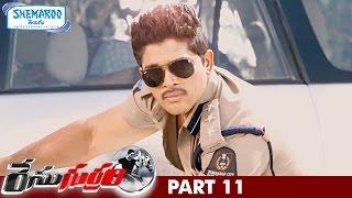 Nonton Race Gurram Telugu Full Movie   Allu Arjun   Shruti Haasan   Brahmanandam   Prakash Raj   Part 11 Film Subtitle Indonesia Streaming Movie Download