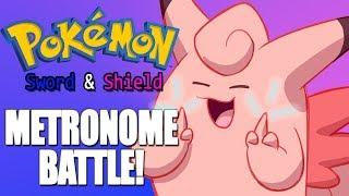 Pokemon Sword & Shield METRONOME BATTLE! by SkulShurtugalTCG